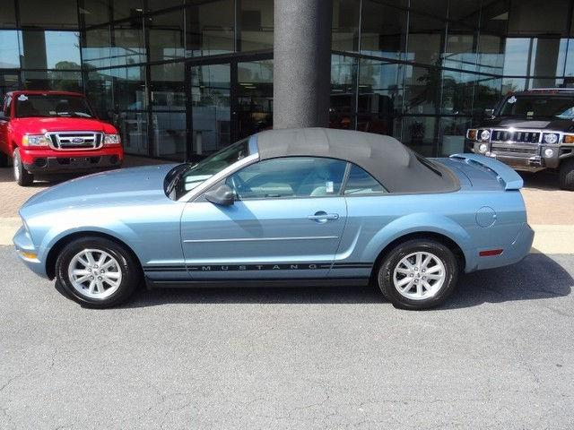 2006 ford mustang for sale in midlothian virginia classified. Cars Review. Best American Auto & Cars Review