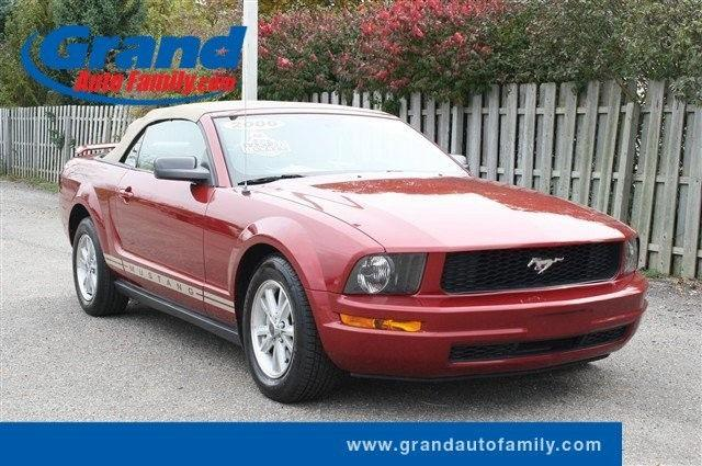 2006 ford mustang for sale in lowell michigan classified. Cars Review. Best American Auto & Cars Review