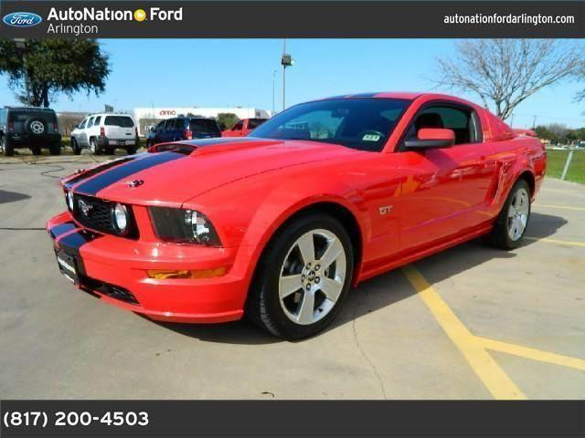 2006 ford mustang for sale in arlington texas classified. Black Bedroom Furniture Sets. Home Design Ideas