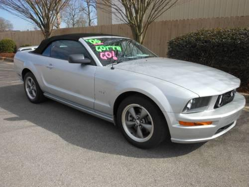 2006 ford mustang convertible gt for sale in athens alabama. Cars Review. Best American Auto & Cars Review