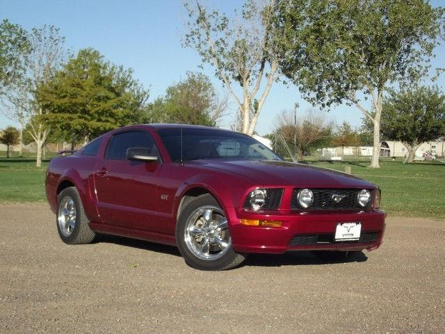 2006 ford mustang gt for sale in vernon texas classified. Cars Review. Best American Auto & Cars Review