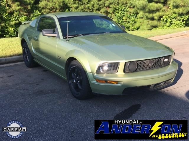 2006 ford mustang gt deluxe gt deluxe 2dr fastback for. Black Bedroom Furniture Sets. Home Design Ideas