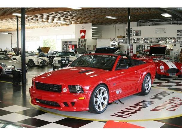 2006 ford mustang saleen for sale in dublin california classified. Black Bedroom Furniture Sets. Home Design Ideas