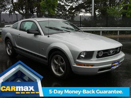 2006 ford mustang v6 standard v6 standard 2dr coupe for. Black Bedroom Furniture Sets. Home Design Ideas