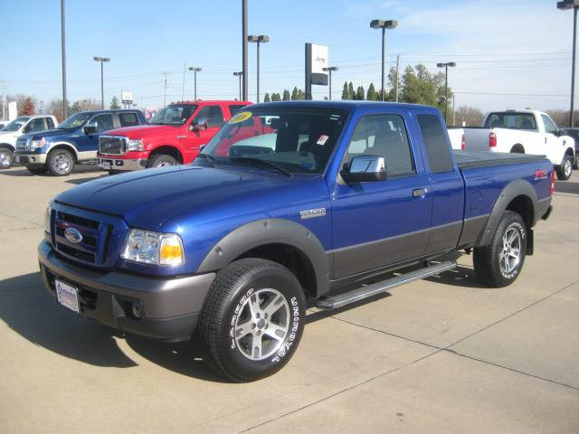 2006 ford ranger fx4 for sale in west burlington iowa classified. Black Bedroom Furniture Sets. Home Design Ideas