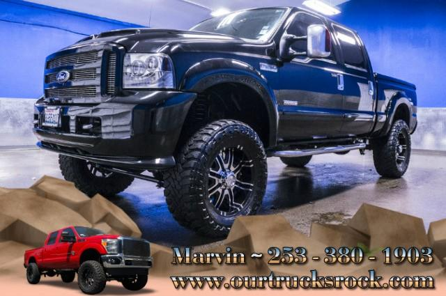 2006 ford super duty f 250 crew cab 4x4 lariat diesel lifted f250 for sale in edgewood. Black Bedroom Furniture Sets. Home Design Ideas