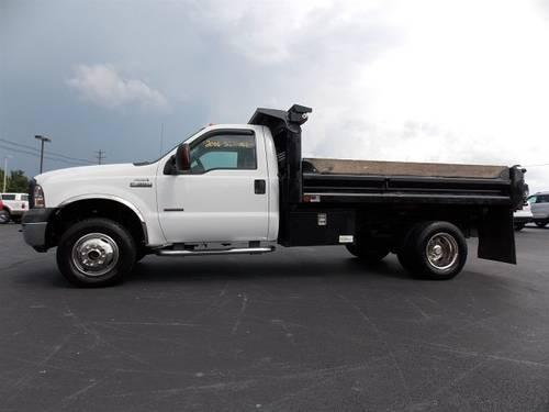 Jacky Jones Lincoln >> 2006 Ford Super Duty F-350 DRW Regular Cab Chassis-Cab XL ...