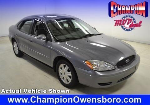 Champion Auto Owensboro >> 2006 FORD TAURUS 4 DOOR SEDAN for Sale in Owensboro, Kentucky Classified | AmericanListed.com
