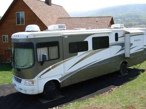 2006 forest river georgetown 370 xl class a in first royal va for sale in front royal virginia. Black Bedroom Furniture Sets. Home Design Ideas