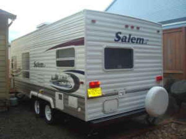 2006 Forest River Salem Le For Sale In North Plains