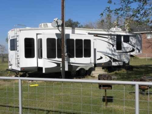 Amazing Tiny House Log Cabin RV Full Kitchen Dual Washer And Dryer Lots Of Storage All Fine Craftsman Ship Roof Folds Down Allowing For Travel On Mobile Home Axles My Husband And I Built It To Move To Alaska This Will Work Great In The