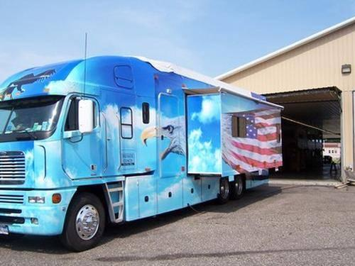 2006 Freightliner Argosy W Skydeck For Sale In Sioux Falls