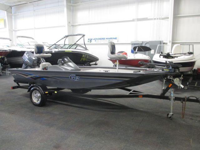 2006 g3 165 eagle bass boat with 40hp yamaha for sale in for Outboard motors for sale in michigan