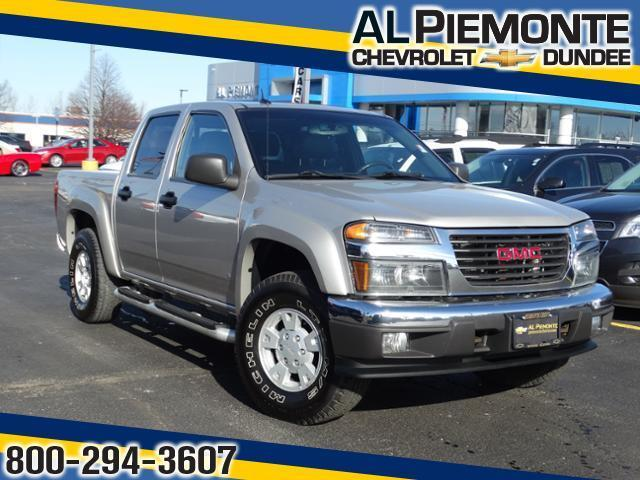 2006 gmc canyon sle sle 4dr crew cab 4wd sb for sale in dundee illinois classified. Black Bedroom Furniture Sets. Home Design Ideas
