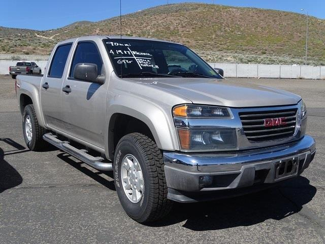 2006 gmc canyon sle sle 4dr crew cab 4wd sb for sale in carson city nevada classified. Black Bedroom Furniture Sets. Home Design Ideas