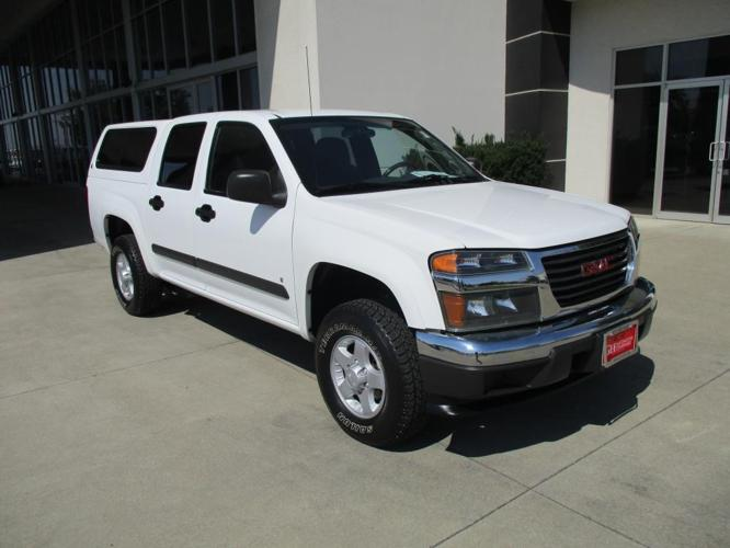 2006 gmc canyon sle sle 4dr crew cab 4wd sb for sale in liberty lake washington classified. Black Bedroom Furniture Sets. Home Design Ideas