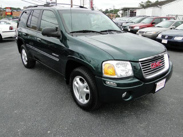 2006 gmc envoy sle for sale in edgewater maryland classified. Black Bedroom Furniture Sets. Home Design Ideas