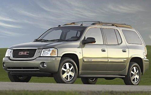 2006 gmc envoy xl sle 4dr suv 4wd for sale in wyoming. Black Bedroom Furniture Sets. Home Design Ideas
