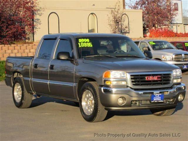 2006 gmc sierra 1500 sl for sale in anchorage alaska classified. Black Bedroom Furniture Sets. Home Design Ideas