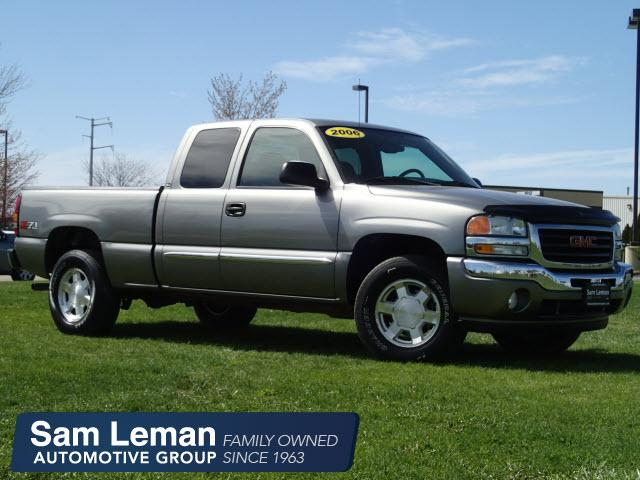 2006 gmc sierra 1500 sle1 bloomington il for sale in bloomington illinois classified. Black Bedroom Furniture Sets. Home Design Ideas