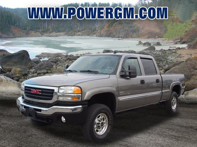 2006 GMC Sierra 2500HD SLE1 East Liverpool, OH