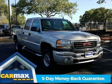 2006 gmc sierra 2500hd slt slt 4dr crew cab sb for sale in. Black Bedroom Furniture Sets. Home Design Ideas