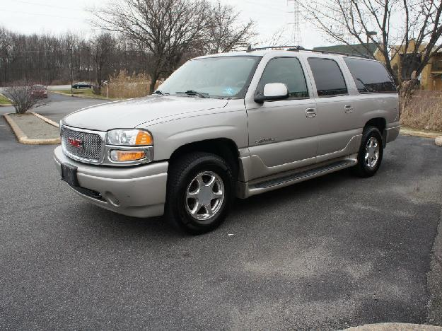 2006 gmc yukon xl denali 4dr 1500 awd for sale in cedar knolls new jersey classified. Black Bedroom Furniture Sets. Home Design Ideas