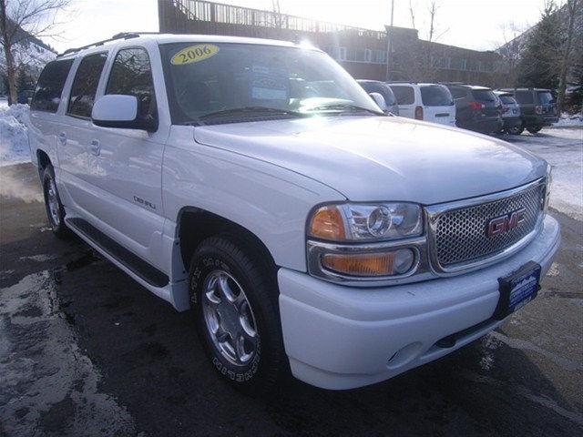 2006 Gmc Yukon Xl Denali For Sale In Jackson Wyoming