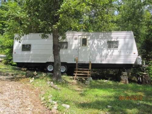 2006 Gulf Stream Cavalier FEMA Travel Trailer in La