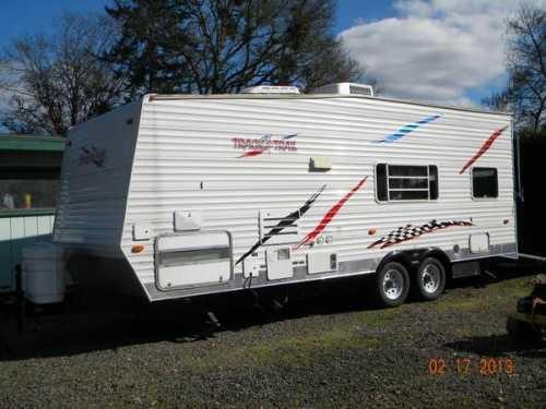 2006 gulf stream track and trail 25rth in roseburg or for