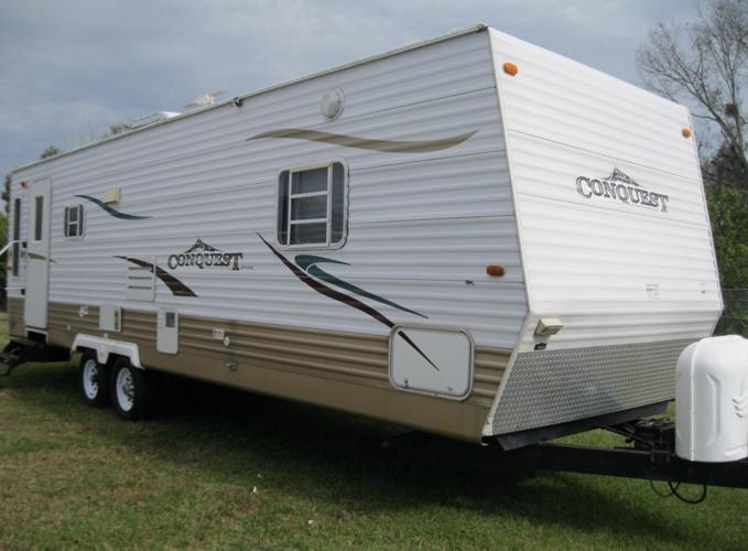 2006 Gulfstream Conquest 295rls Travel Trailer For Sale In Lakeland  Florida Classified