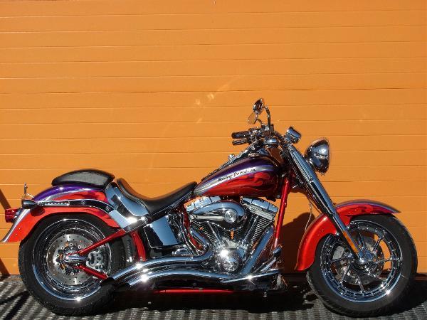 Harley Davidson Flstfse Screamin Eagle Fat Boy 2006 10 800 1024 1280 1600 Origin