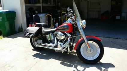 2006 Harley Davidson Fatboy Softail Excellent Condition