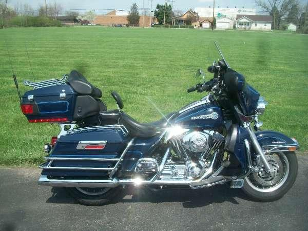 Harley Davidson Peace Officer Special Edition For Sale