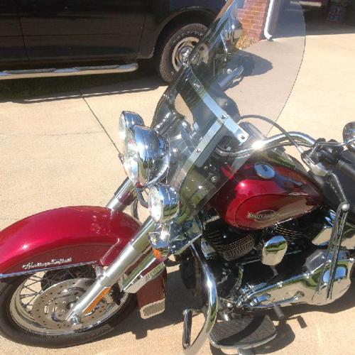 2006 Harley Davidson FLSTC Heritage Softail Classic in