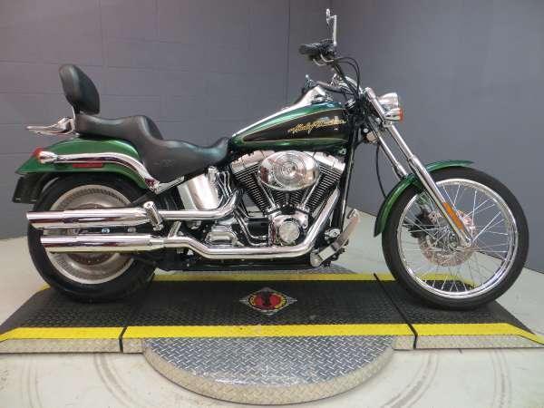 Harley Davidson Fxstdi Softail Deuce Americanlisted Sale