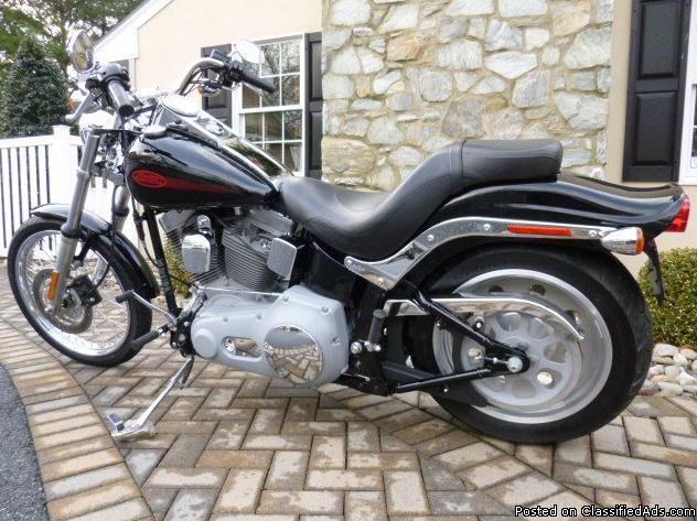 2006 Harley Davidson Softail For Sale In Elstonville