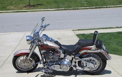 2006 Harley Davidson Softail Flstfse2 Screamin Eagle Fatboy Cvo