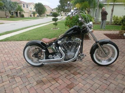 2006 Harley Davidson SWIFT Lucky Strike Bike Black