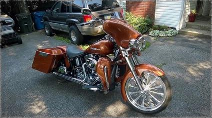 2006 Harley-Davidson Touring very clean
