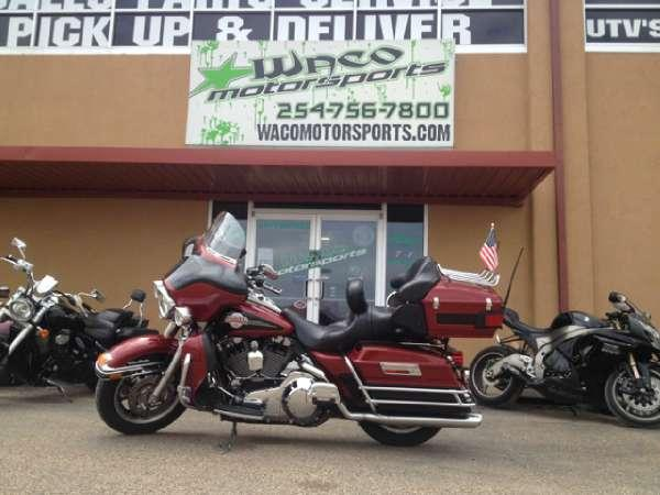 2006 harley davidson ultra classic electra glide for sale for American classic homes waco tx