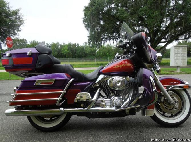 2006 harley davidson ultra classic twin cam 88a custom paint www tires cheap cheap for sale. Black Bedroom Furniture Sets. Home Design Ideas