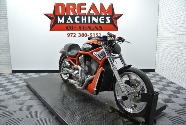 Harley Davidson V Rod Motorcycles For Sale Texas >> 2006 Harley-Davidson VRXSE - Screamin' Eagle V-Rod Destroyer for Sale in Dallas, Texas ...