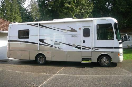 2006 Holiday Rambler Admiral 30 Pbs In Washington For Sale