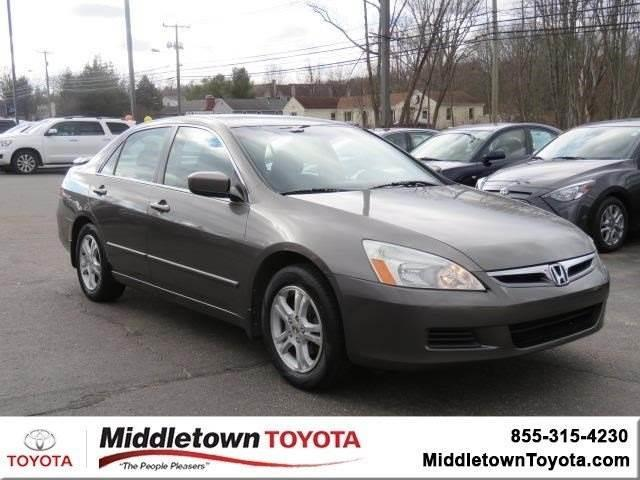 2006 honda accord ex ex 4dr sedan 5m for sale in middletown connecticut classified. Black Bedroom Furniture Sets. Home Design Ideas