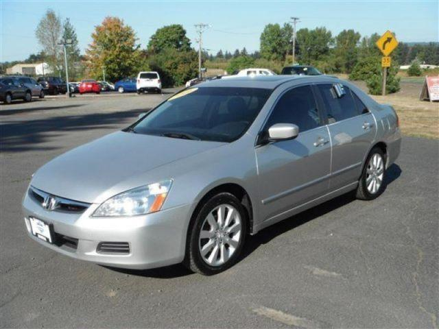 2006 honda accord exl v6 with navi for sale in mcminnville oregon classified. Black Bedroom Furniture Sets. Home Design Ideas