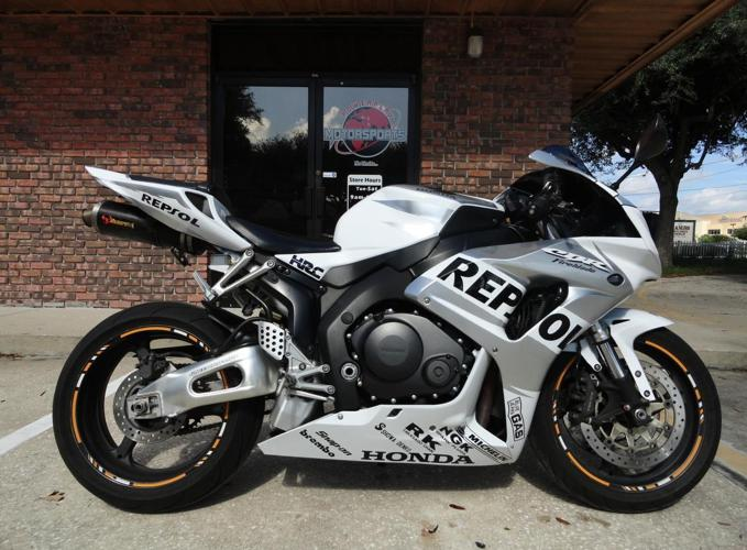 Honda Cbr 1000 Repsol For Sale In Florida Classifieds Buy And Sell