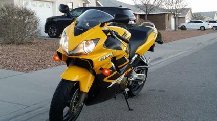 2006 Honda CBR600F4i Sport Bike Shipping Free Worldwide