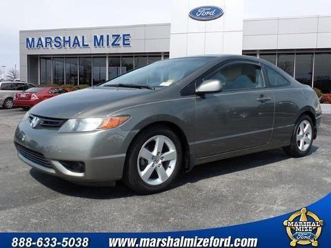 2006 honda civic 2 door coupe for sale in hixson tennessee classified. Black Bedroom Furniture Sets. Home Design Ideas