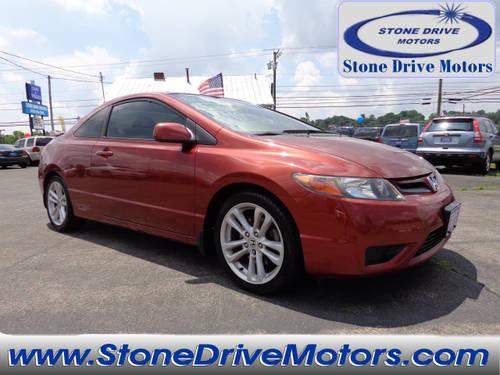 2006 Honda Civic 2 Dr Coupe Si